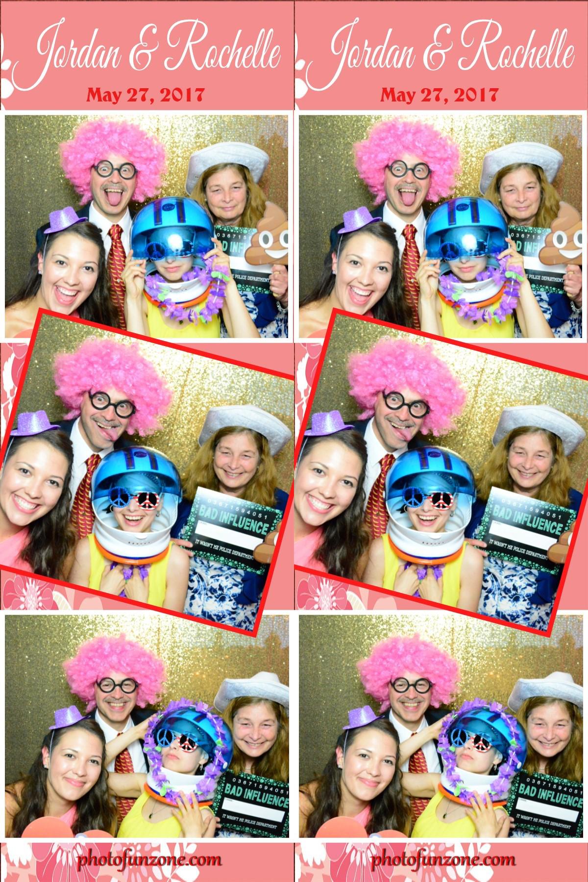Photo Fun Zone Booth Rentals Weddings Birthday Parties Corporate Events Washington DC Virginia